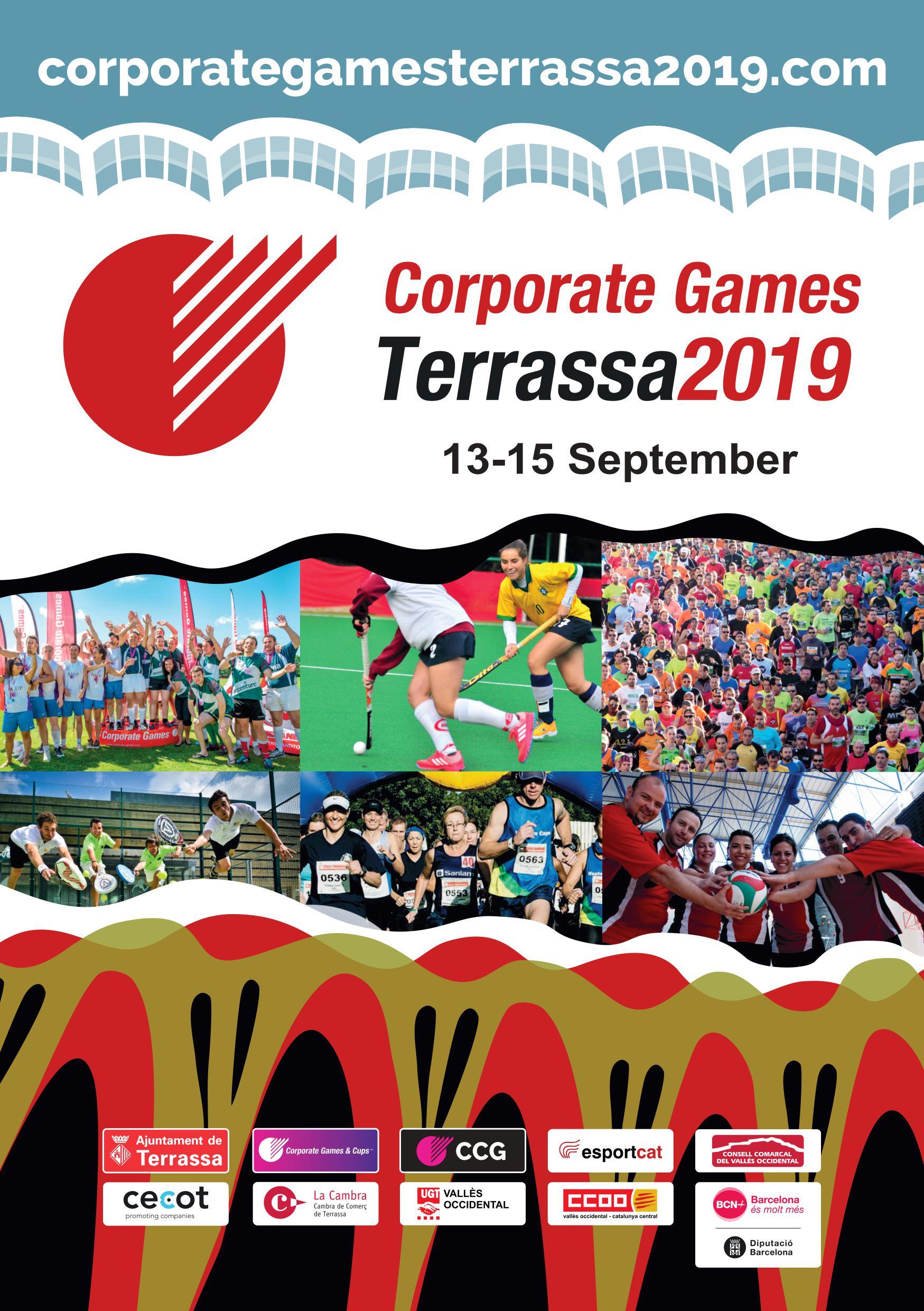 Estamp Corporate Games Terrassa